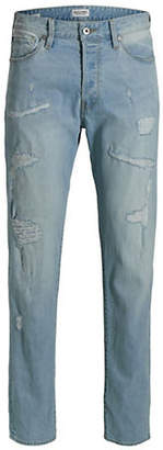 Jack and Jones Loose-Fit Jeans