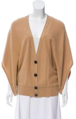 Tory Burch Kimono Sleeve Cashmere Cardigan