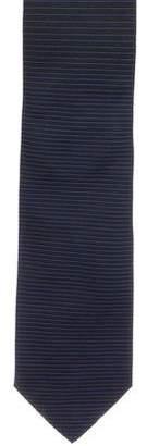 Versace Medusa Silk Jacquard Tie