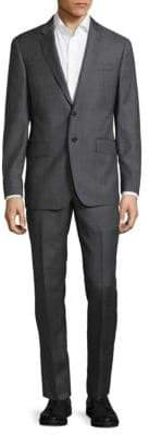 Todd Snyder Buttoned Wool Suit