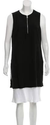 Karl Lagerfeld Sleeveless Midi Dress w/ Tags