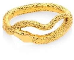 Aurelie Bidermann Tao Snake Bracelet