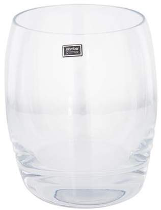 Nambe Tilt Crystal Ice Bucket