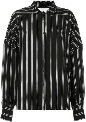 Esteban Cortazar striped button shirt