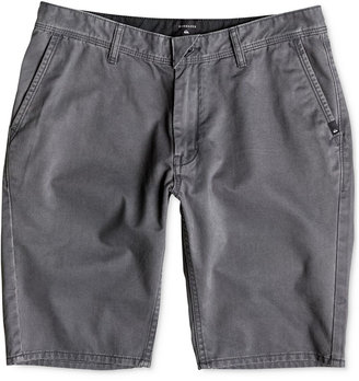 "Quiksilver Men's Everyday 21"" Chino Shorts $39.50 thestylecure.com"