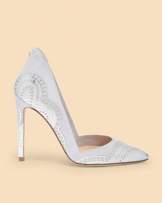 Ted Baker KWISTIN Laser cut leather courts