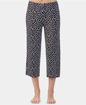 Ellen Tracy Printed Capri Pajama Pants