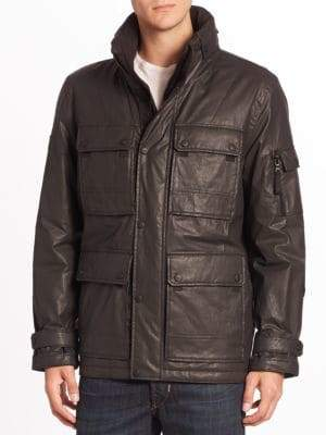SAM. Egyptian Cotton Cargo Jacket