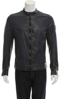 Belstaff Leather Reversible Jacket w/ Tags