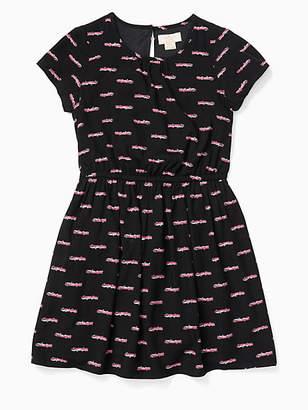 Kate Spade Girls hot rod dress