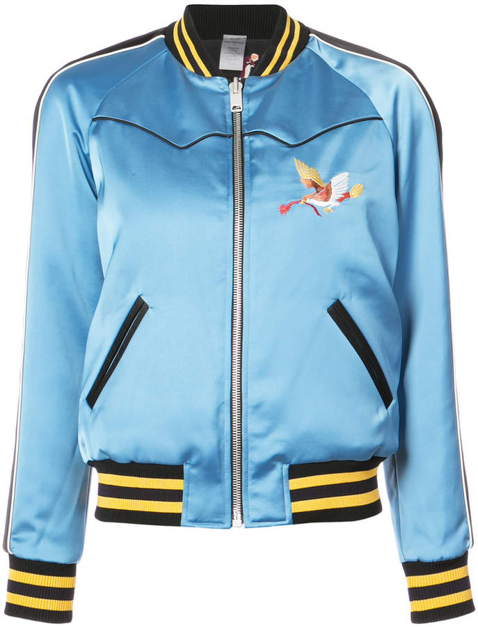 Reversible California puffer jacket