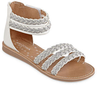 Arizona Little Kids Girls Danish Gladiator Sandals