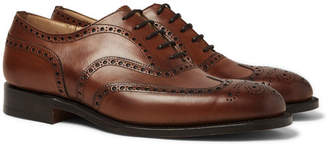 Church's Chetwynd Leather Oxford Brogues - Brown