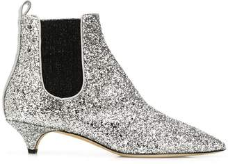 Gianna Meliani pointed ankle boots