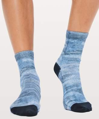 Lululemon All That Shimmers Sock
