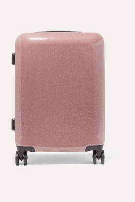 CalPak Medora Carry-on Glittered Hardshell Suitcase - Bronze