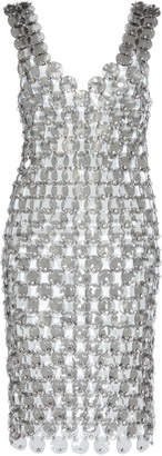 Paco Rabanne Chain-Link Dress