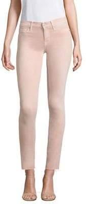 Hudson Tall Skinny Cropped Deep Cuffed Jeans