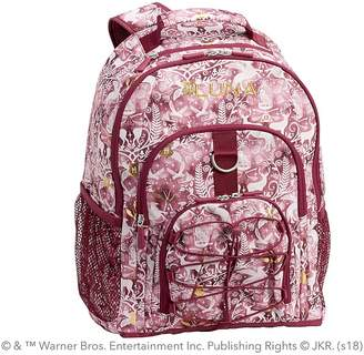 Pottery Barn Kids Gear-Up HARRY POTTERTM; Magical Damask Backpack, Burgundy