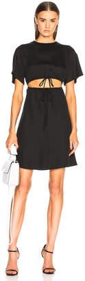 Valentino Cutout Mini Dress