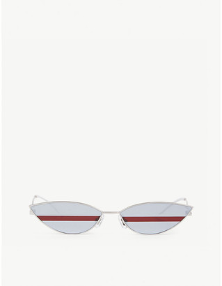 43eb16d636 Gentle Monster Poxi stainless steel sunglasses