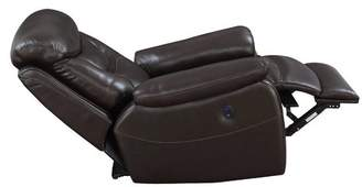 Red Barrel Studio Oh Leather Power Recliner