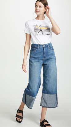 Rag & Bone Cropped Cuff Haru Jeans