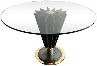 One Kings Lane Vintage Pierre Cardin Dining Table - Thomas Brillet Inc.