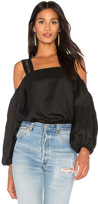 Blaque Label Ladder Strap Top