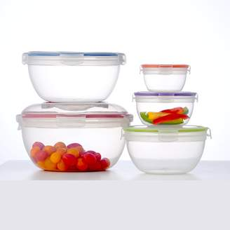 Food Network 10-pc. Storage Bowl Set