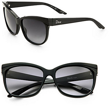 Dior Cat's-Eye Acetate Sunglasses