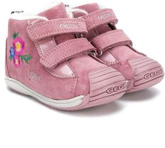 Geox Kids touch strap sneakers