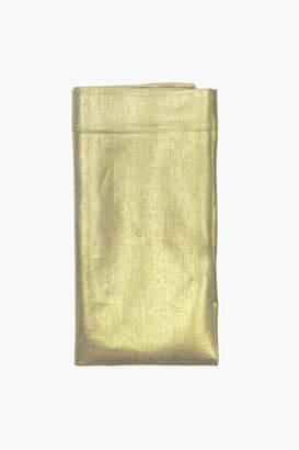Kim Seybert Metallic Linen Napkin