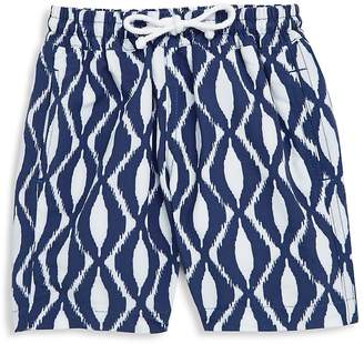 Oscar de la Renta Little Boy's & Boy's Classic Swim Shorts