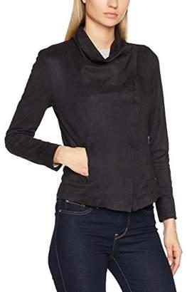 Garcia Women's K70091 Jacket (Black 60), (Manufacturer Size: XL)