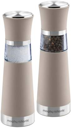 Morphy Richards Accents Special Edition Anti-Gravity Salt and Pepper Mill Set