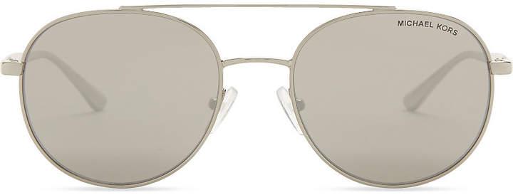 Michael Kors Mk1021 round-frame sunglasses