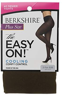 Berkshire Women's Plus Size the Easy on Maximum Coverage Tight
