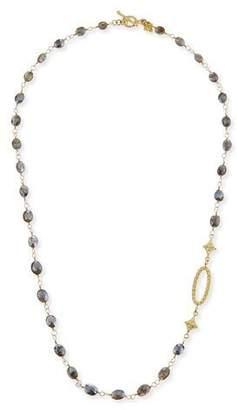 Armenta Sueno Silverite Beaded Cravelli Necklace