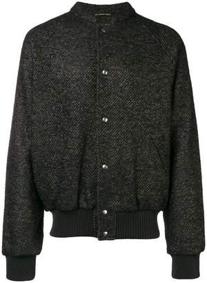 Oamc wool bomber jacket
