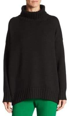 Oscar de la Renta Turtleneck Sweater
