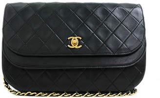 Chanel (シャネル) - Hedy エディー 【fifth/フィフス】【CHANEL】マトラッセWフラップチェーンバッグ