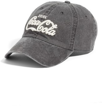 Women's American Needle New Raglan - Coca-Cola Baseball Cap - Black $29 thestylecure.com