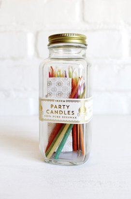 Skeem Party Candle Jar