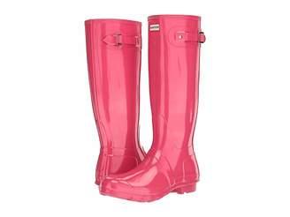 Hunter Tall Gloss Rain Boots