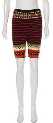 Etro Knee-Length Short
