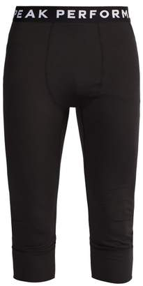 Peak Performance Spirit Performance Leggings - Mens - Black