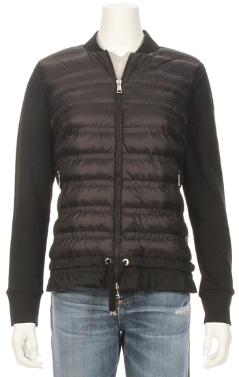 MonclerMONCLER Maglia Quilted Down Cardigan