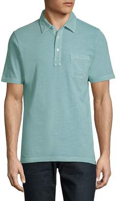 Faherty Brand Men's Garment Dyed Cotton Polo