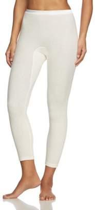 Susa Women's Angora Unterhose (lang) s8010770 Plain Trousers,(Manufacturer size: Large)